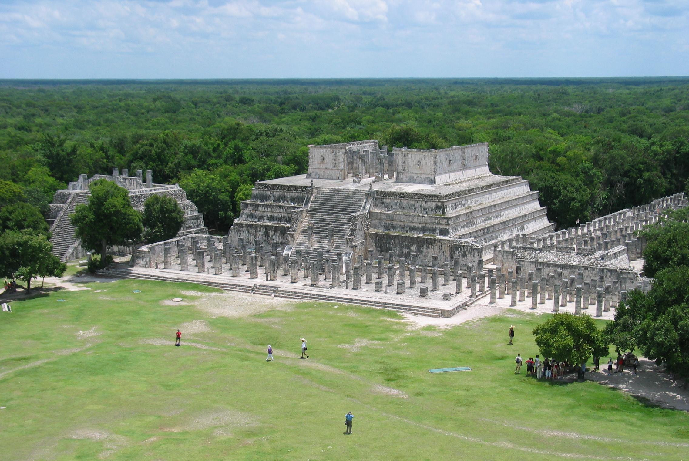 Messico: tutto sui siti archeologici di Chichén Itzà e Tulum