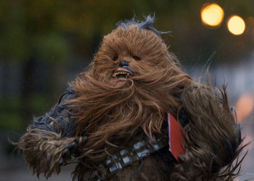 Cosplay: personaggi maschili di Star Wars