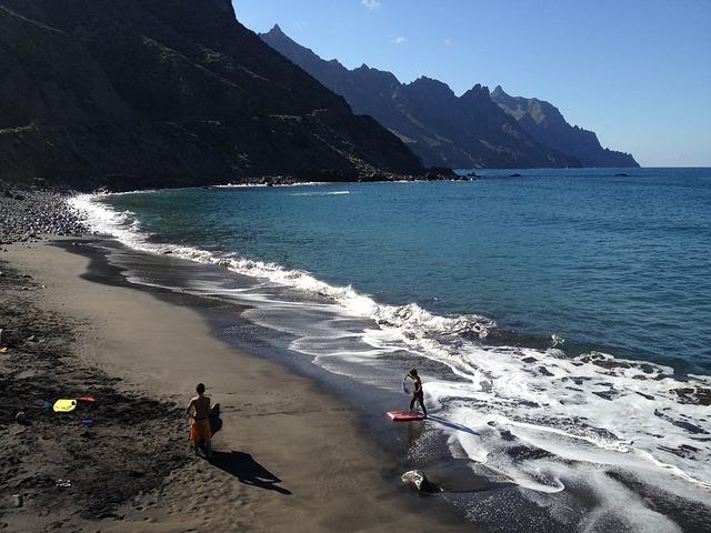 Tenerife, il clima durante tutto l'anno