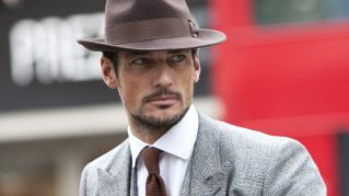 Chi è il bellissimo modello inglese David Gandy?