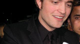 Robert Pattinson, attore noto per il ruolo da vampiro di Twilight