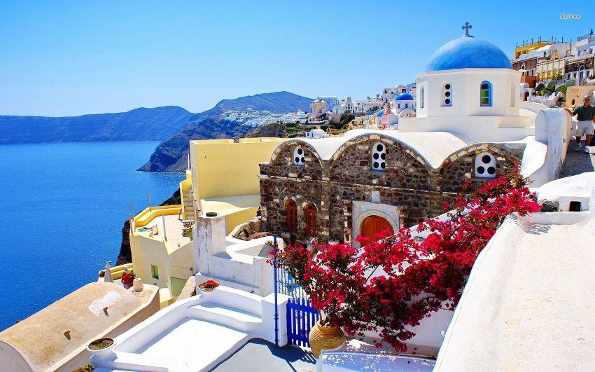 Isola greca di Santorini: dove pernottare per una vacanza