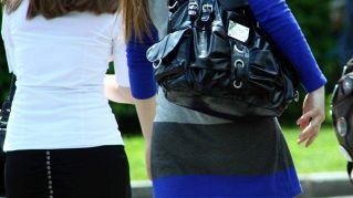 Le borse Armani: come pulirle e come riconoscere i falsi