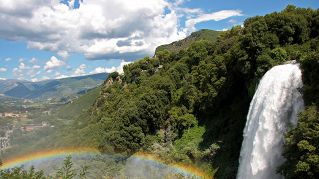 Cascata delle Marmore fra leggenda e natura incontaminata