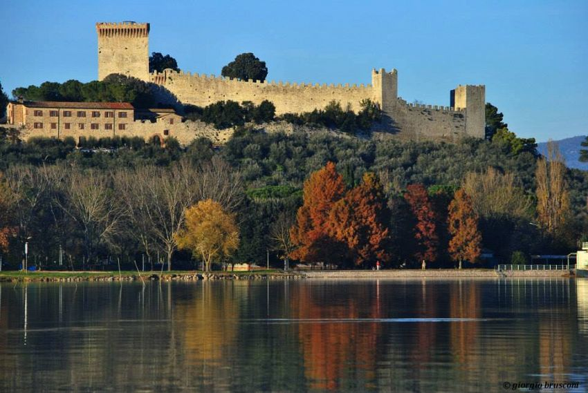 Castiglione del Lago, cosa vedere nel borgo dell'Umbria