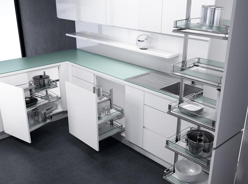 Misure Mobili Cucina Ad Angolo. Elleci Serie Tekno Lavello ...
