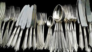 I migliori metodi per pulire l'argento in modo naturale