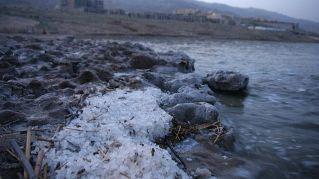 """Mar Morto, speciale """"lago salato"""" privo di forme di vita"""