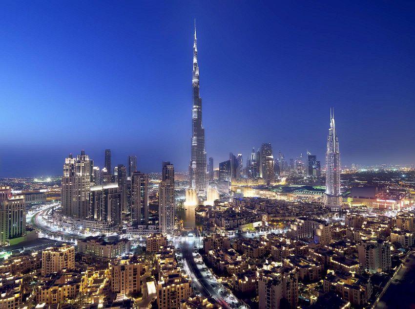 La moneta di Dubai