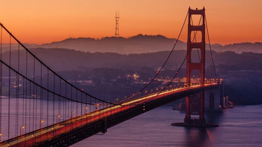 San Francisco: città degli USA famosa per paesaggi, architettura e cultura