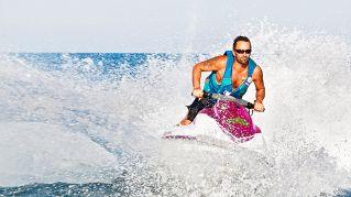 Moto d'acqua: viaggio sull'onda di emozione e divertimento