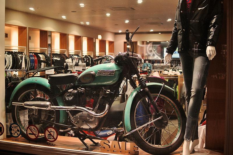 Outlet moto il nuovo paradiso dei motociclisti