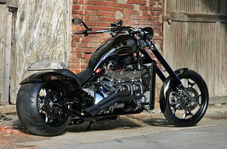 Le caratteristiche delle moto custom: tutto quello che c'è da sapere