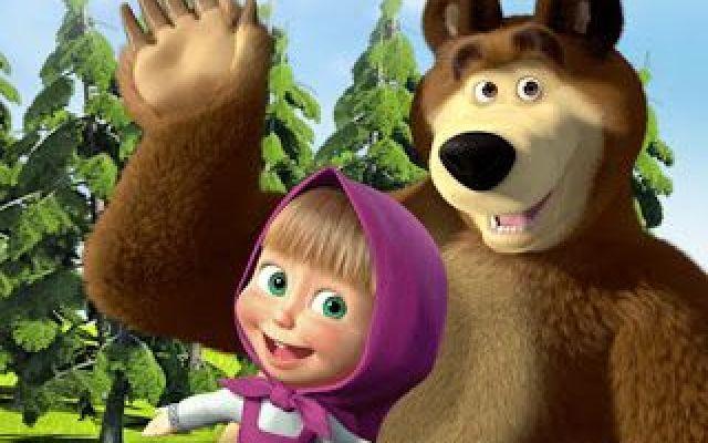 La vera storia di Masha e Orso, secondo il folclore russo