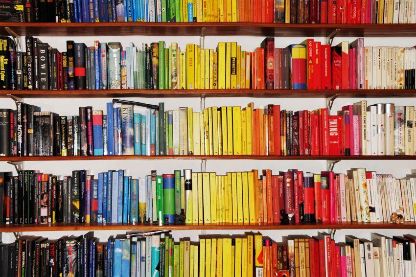 Comeorganizzare gli scaffali tra libri, soprammobili e fotografie