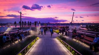 High Line Park: il un parco sospeso su New York