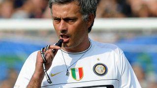 José Mourinho, l'allenatore special one vincitore del triplete