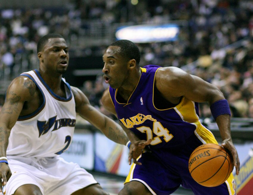 Kobe Bryant, la leggenda dei Los Angeles Lakers