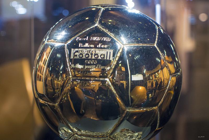 Il Pallone d'oro, il premio più ambito tra i calciatori