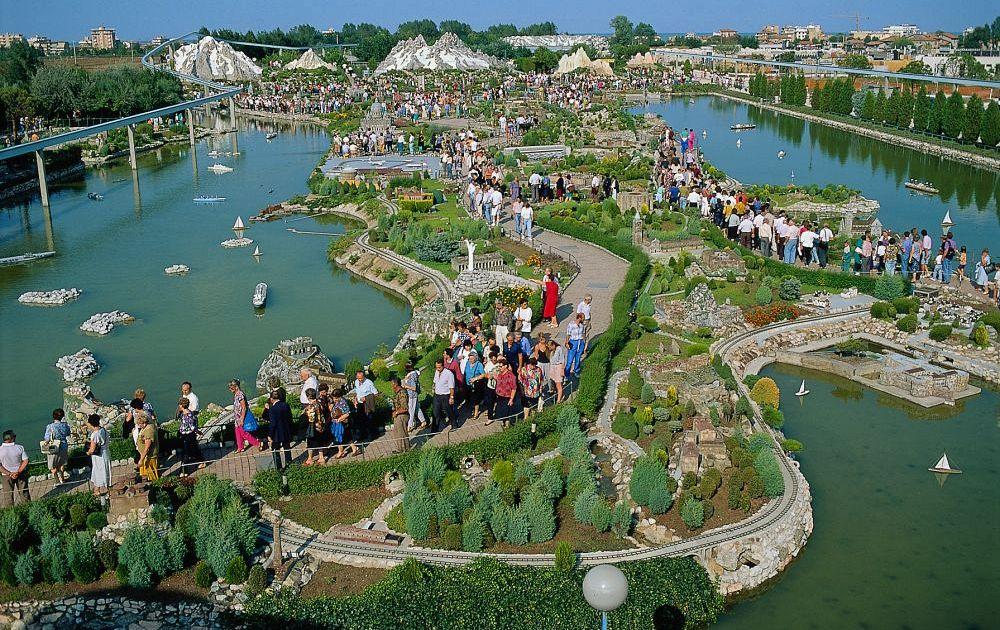 Parco tematico italia in miniatura a rimini prezzi e for Ikea orari rimini