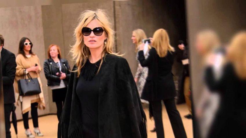 Kate Moss: la modella più rock del fashion system