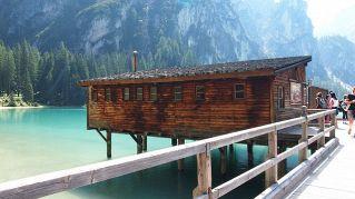 Lago di Braies: hotel, appartamenti e soluzioni low cost