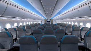 In aereo, le panchine potrebbero sostituire la normale poltrona