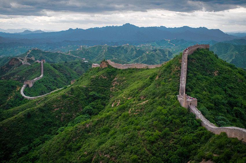 La Grande Muraglia cinese: caratteristiche e curiosità