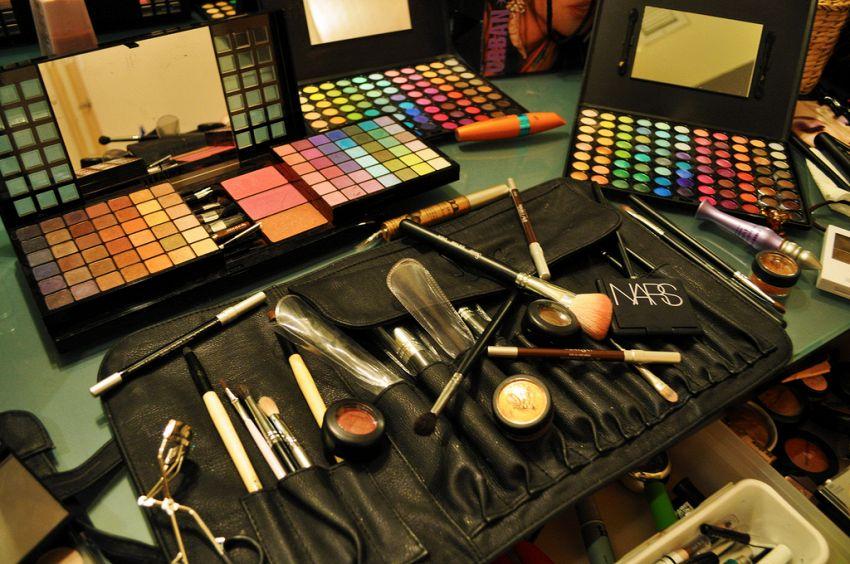 Make up naturale in base al colore dei capelli