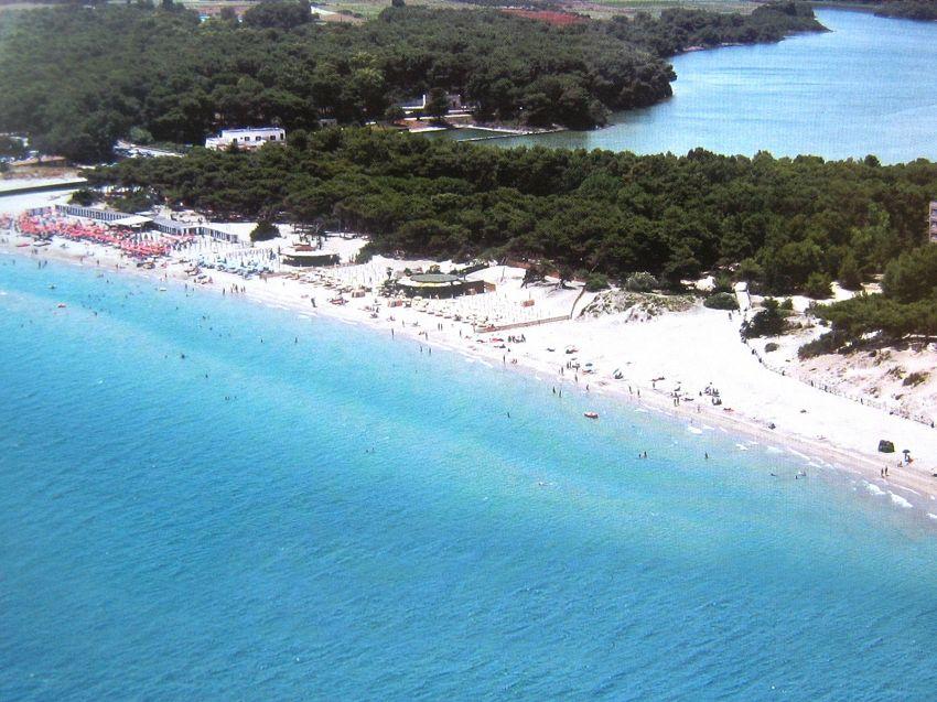 Baia dei Turchi, Otranto: spiaggia bianca e mare da sogno