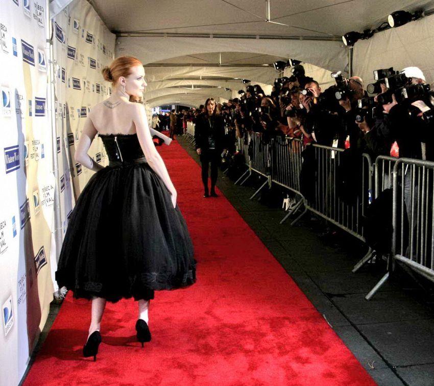 Evan Rachel Wood: giovane star bella e trasgressiva