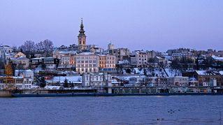 La città di Belgrado: tra ristoranti e locali notturni