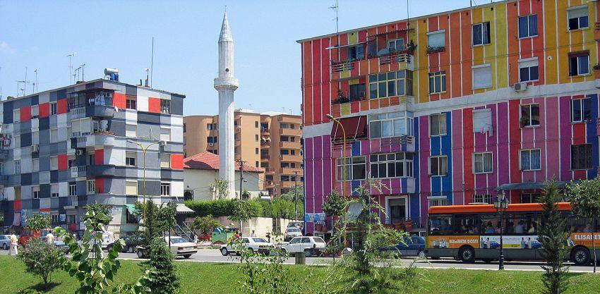 Alla scoperta di Tirana, fra itinerari ed attrazioni