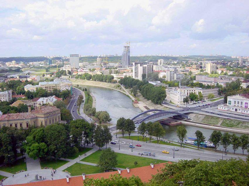 Viaggio a Vilnius: cosa vedere nella capitale della Lituania