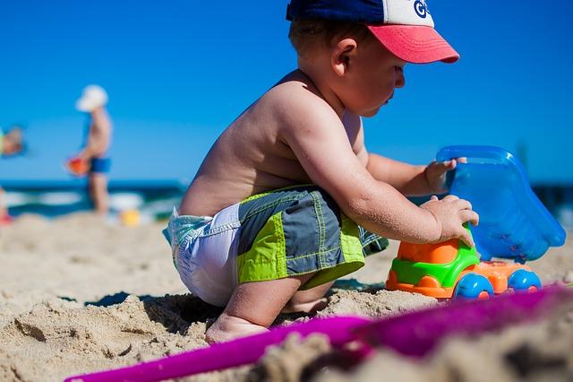 Alcuni consigli e idee per viaggiare con i vostri bimbi