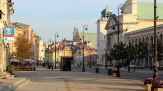 Varsavia, la capitale della Polonia, tutto quello che c'è da sapere