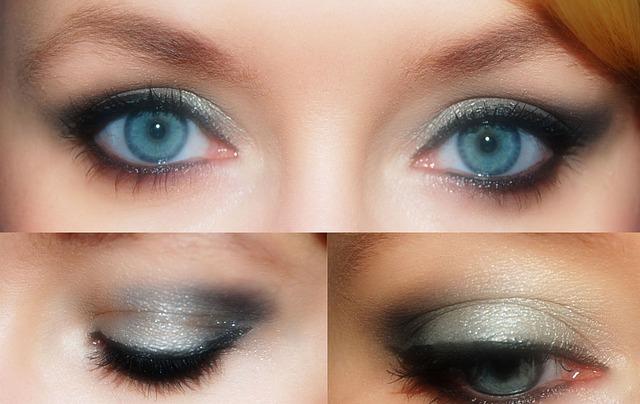 Tutti i segreti per un perfetto make up con il colore nero