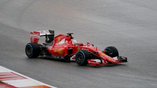 Sebastian Vettel, straordinario pilota di Formula Uno