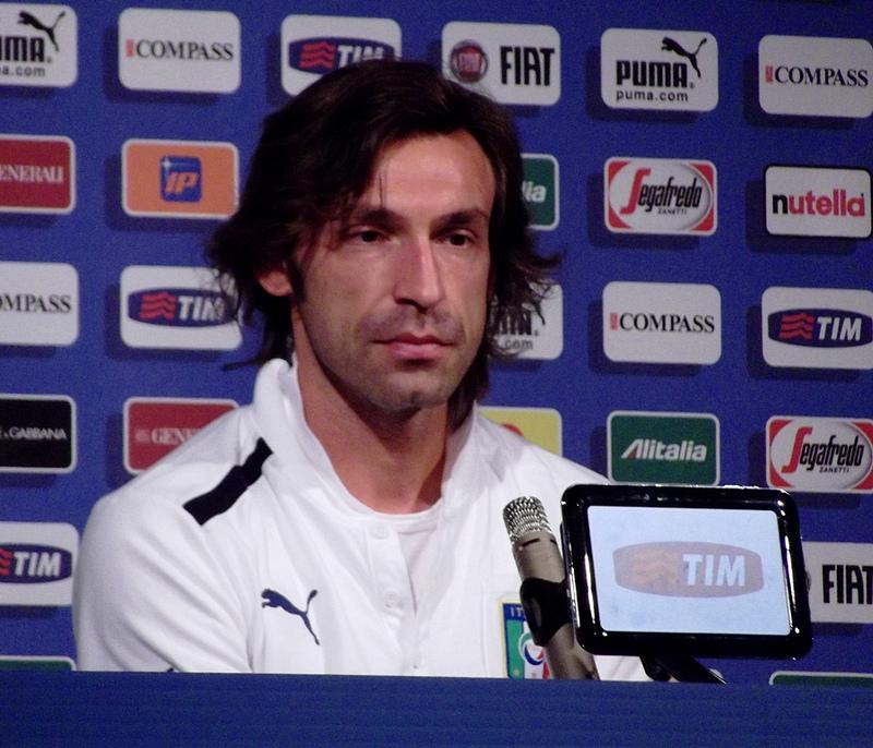 Andrea Pirlo: un centrocampista versatile e preciso