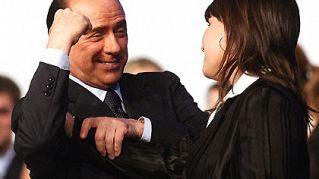 Silvio Berlusconi e le sue tante e bellissime conquiste