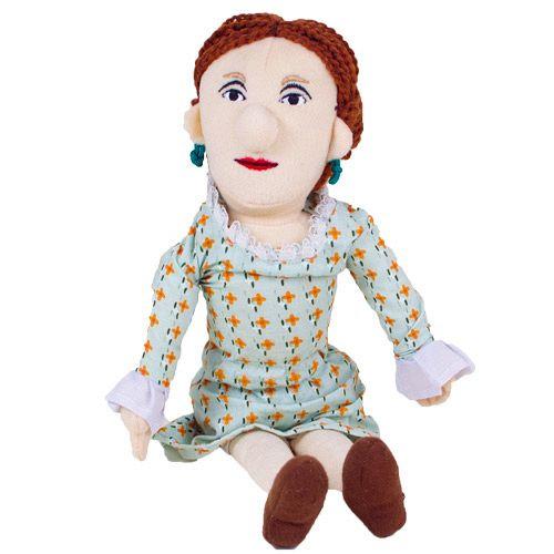 Little thinkers: i grandi pensatori diventano bambole
