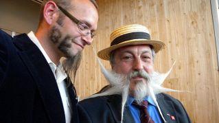 Le barbe più lunghe, più strane ed eccentriche del web