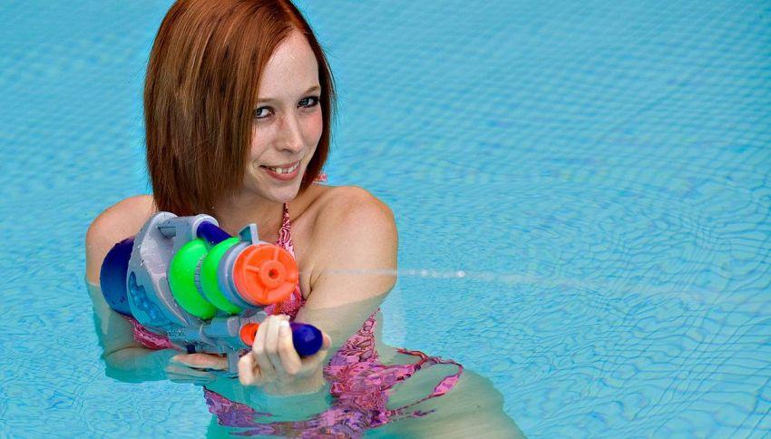 Fucili giocattolo ad acqua: quale scegliere per l'estate