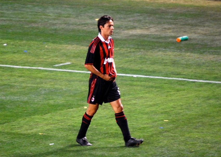 Filippo Inzaghi, la carriera del goleador italiano