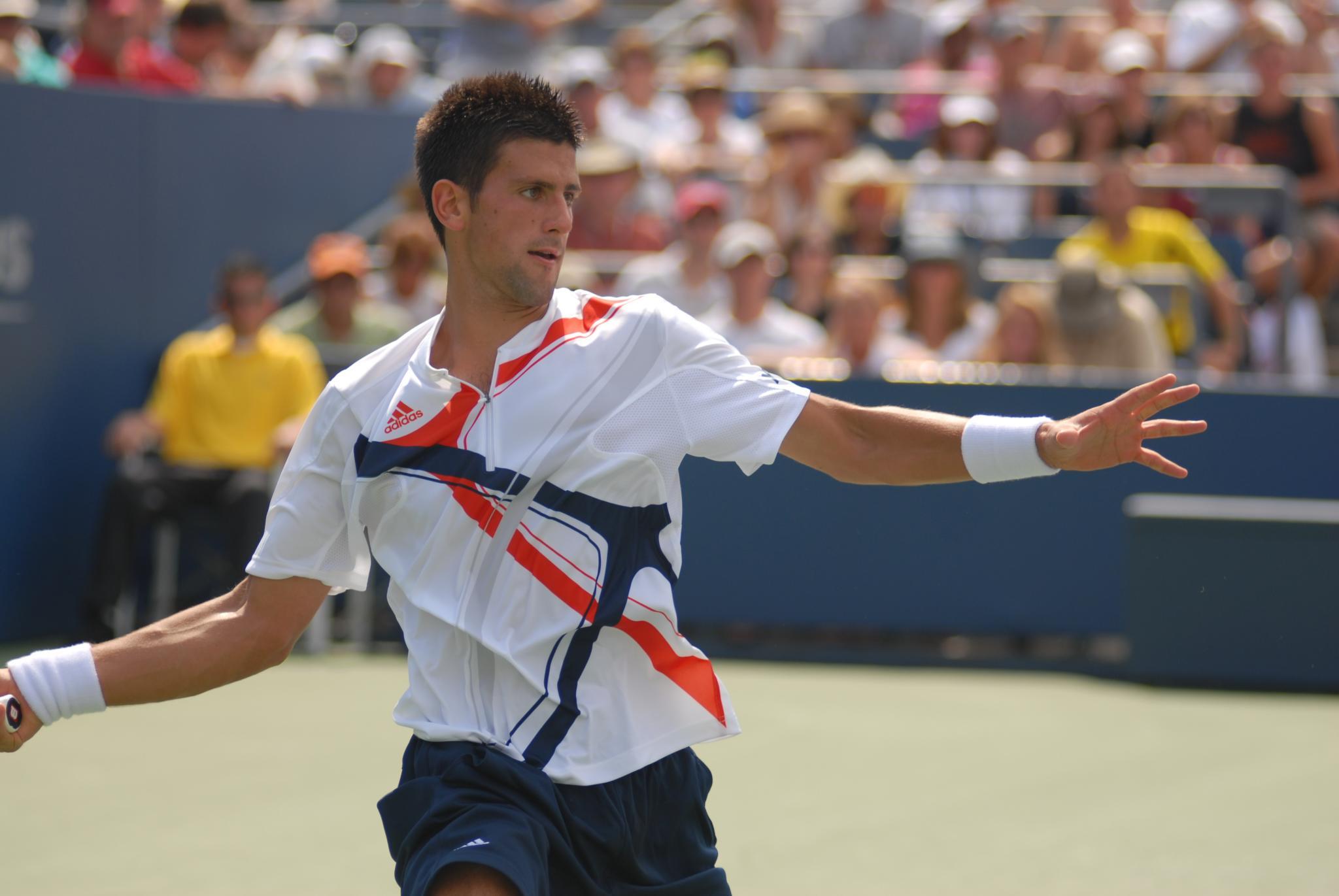 Novak Djokovic: biografia e curiosità del campione di tennis