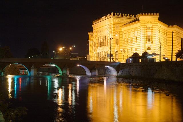Sarajevo, capitale della Bosnia: vita, lavoro e gastronomia