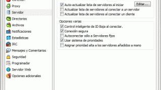 Server eMule, cosa sono i server sicuri e altri tipi di server