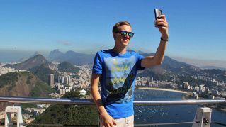 Le aste per le foto selfie si evolvono e ora volano!