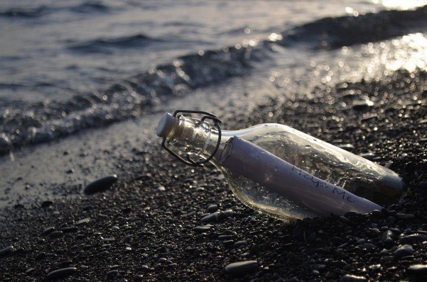 Il più vecchio messaggio in bottiglia ritrovato dopo 108 anni