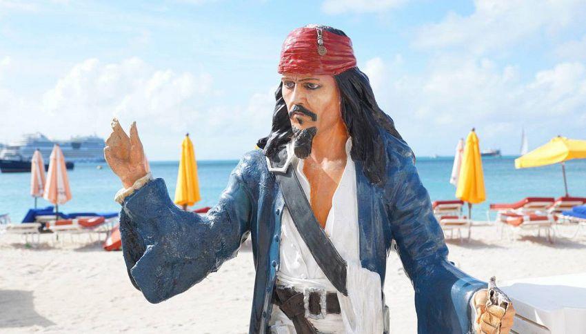 I Pirati dei Caraibi torna al cinema con il quinto episodio